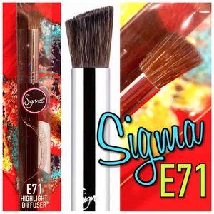 Sigma E71 Highlight Diffuser Brush